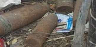 bomb like objects found in pimpri chinchwad