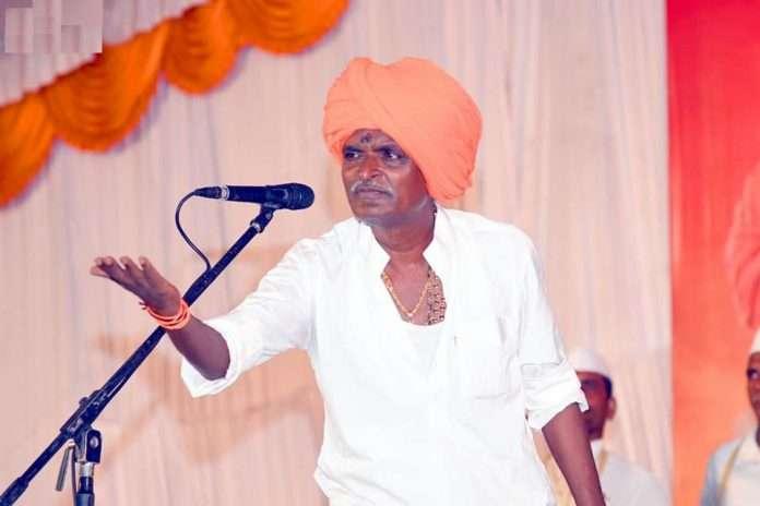 complaint file against indurikar maharaj