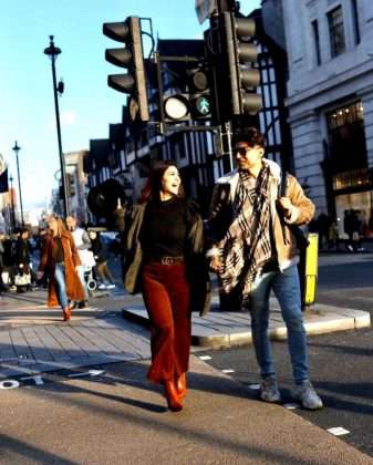 debina bonnerjee share london vacation photoshoot on instagram