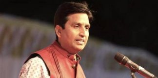 kumar vishwas car stolen from outside his house