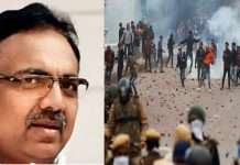 jayant patil tweet on delhi violence