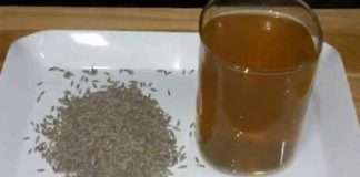 every morning drink cumin water for good health