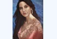 nora fatehi desi look break internet