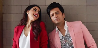 riteish deshmukh told genelia dsouza that he loves someone else after wedding anniversary