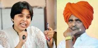 song in support of indurikar maharaj goes viral on social media