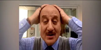 actor Anupam Kher Troll on Social Media for saying aayega to modi hi in twitter