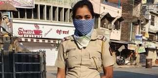 ulhasnagar peoples not follow lockdown