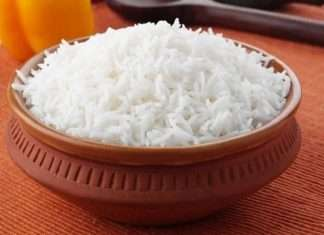 stale rice beneficial for health