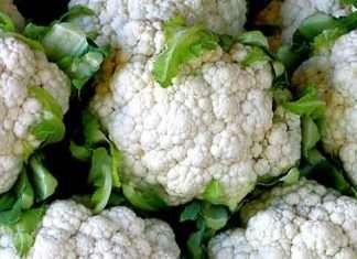 benefits of cauliflower vegetable