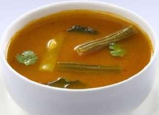 drumstick soup recipe