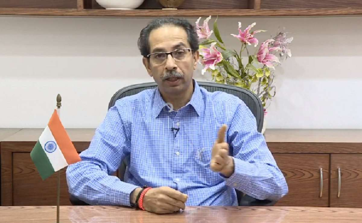 CM Uddhav Thackeray FB Live