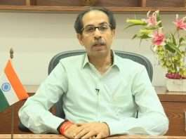 Chief minister Uddhav Thackeray fb live