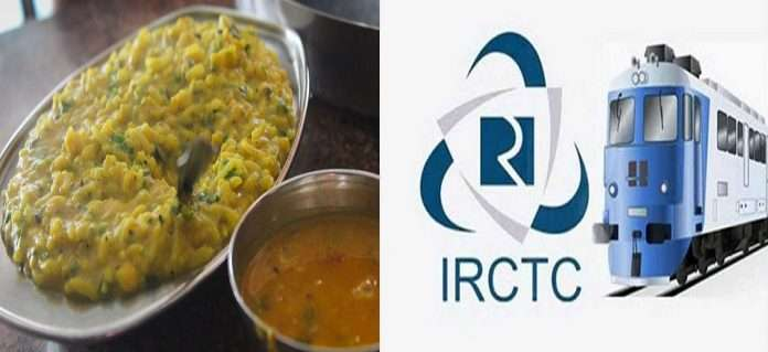 during the lockdown irctc will give the poor people dal khichdi in mumbai