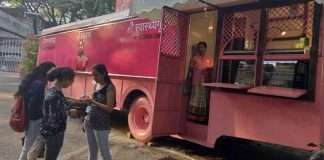 Eleven-discarded-public-buses-were-revamped-into-lavish-toilets-for-women-in-Pun