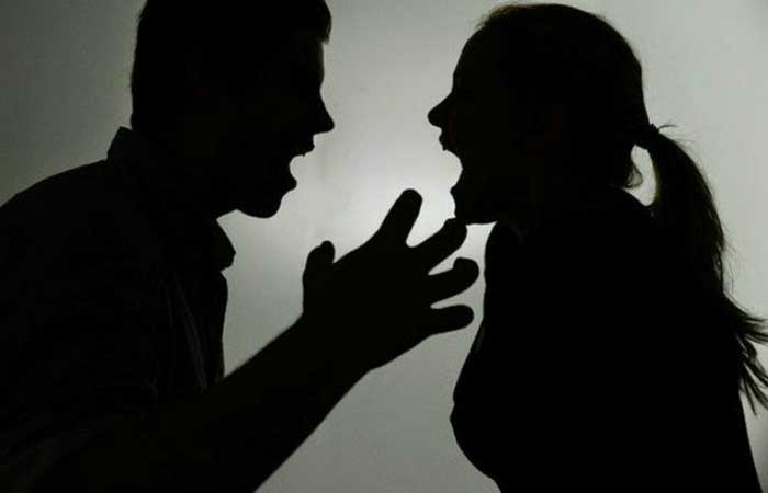 angry wife beat her husband and mother in law at baramati