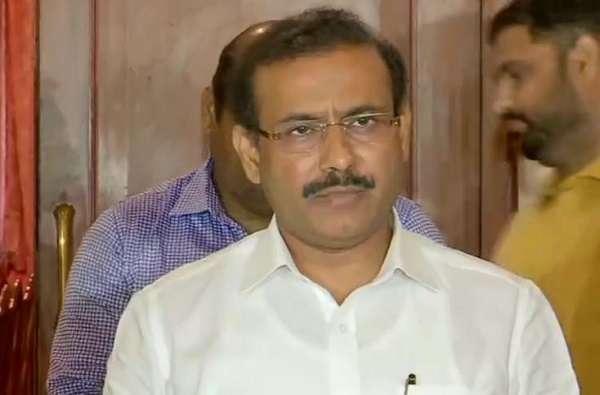 Health Minister Rajesh Tope Corona