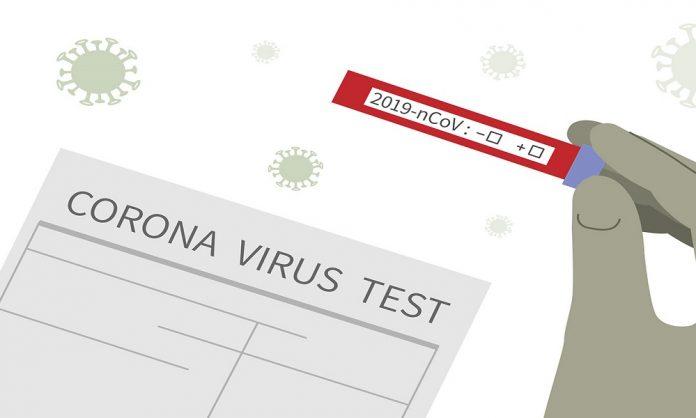 corona test kit