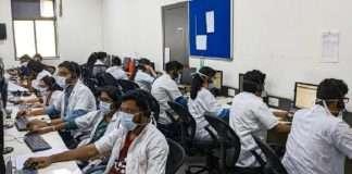 bmc intern doctors working round the clock