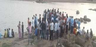 holi chandrapur drowning death with two youth and 11 year old