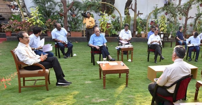 cm meeting with officers