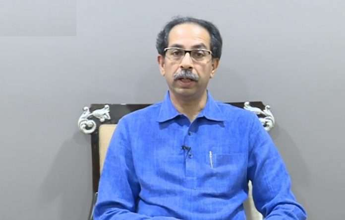 cm uddhav Thackeray live on FB new