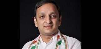 congress spokeperson sanjay sawant
