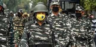 coronavirus indian army