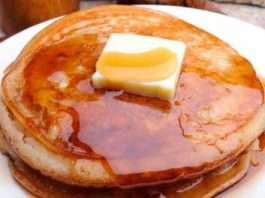 eggless pancakes recipe at home