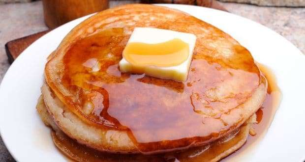 eggless pancakes recipe at home