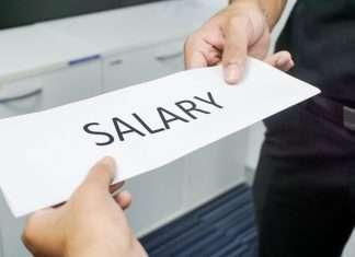 get salary