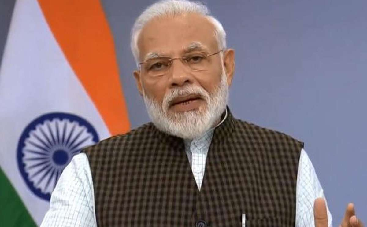 PM Modi Address Nation In Today At 8 Pm