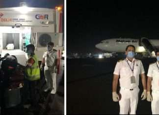 indian stranded in iran back to india