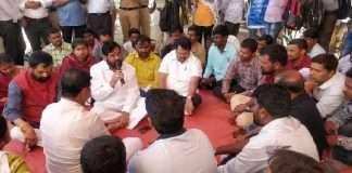 maratha agitation and eknath shinde
