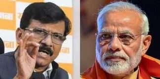 mp sanjay raut criticized on pm narendra modi about lockdown