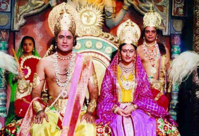 prakash javadekar announced ramayana will telecast from march 28 on dd national