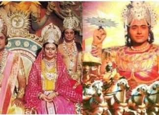 ramayan and mahabharat re telecast