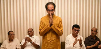 shivsena share special video on facebook for 100 days complete thackeray government