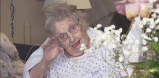 104-year-old USA woman defeats coronavirus with the support of her family