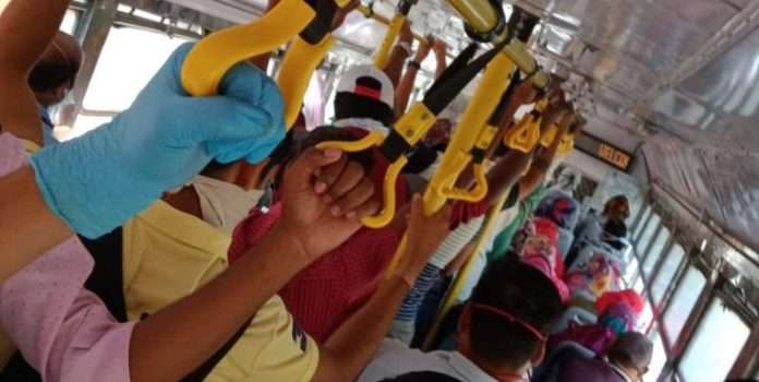 best bus staff faces difficulty in traveling