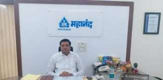 Mahananda will accept an additional 10 lakh liters of milk in the state