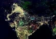 india pic from nasa?