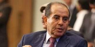 Former Libya Prime Minister Mahmoud Jibril