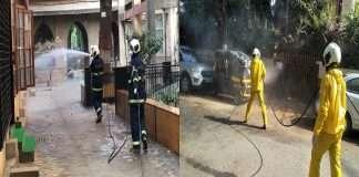 fire brigade force sterilization in mumbai