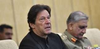 Imran Khan pakistan pm