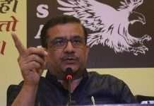 Waseem Rizvi, Chairman of the Uttar Pradesh Central Shia Waqf Board
