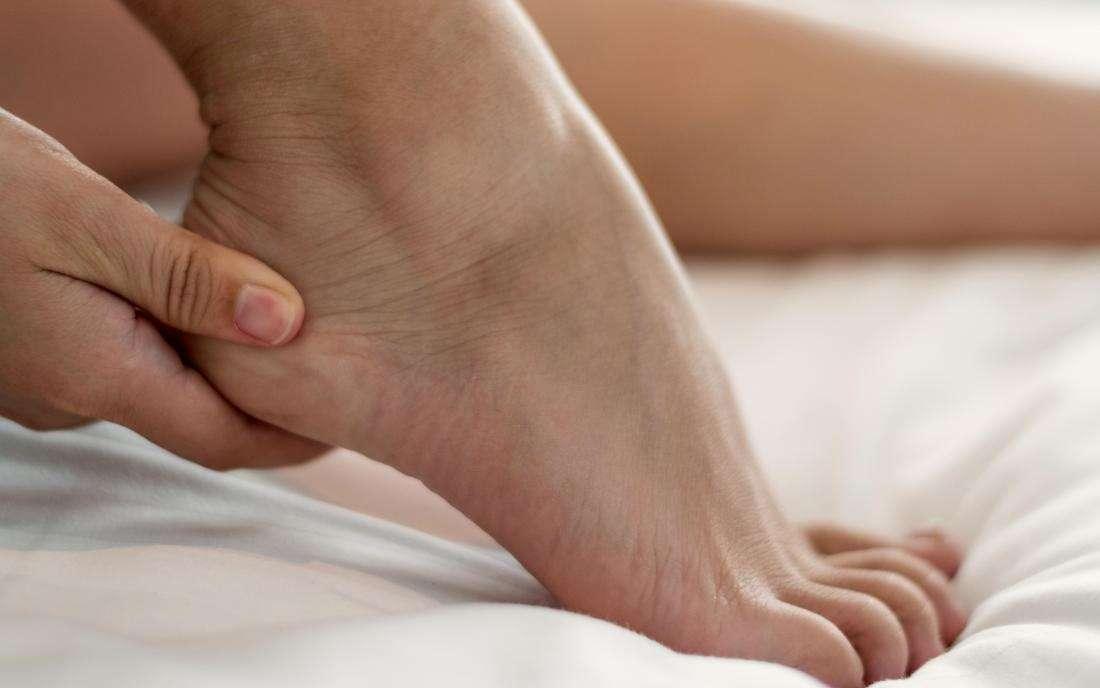 regular heel pain solution at home