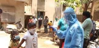coronavirus screening of dharavi residents in mumbai