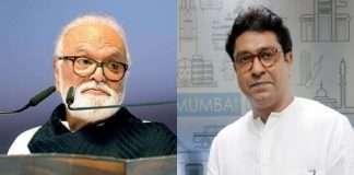 chhagan bhujbal and Raj thackeray