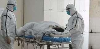 corona patients died