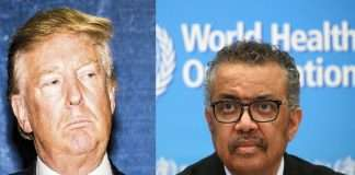 donald trump and who